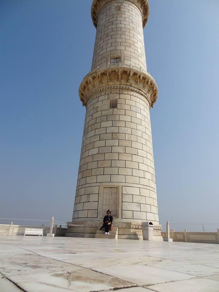 TAJMAHAL MINAR HEIGHT